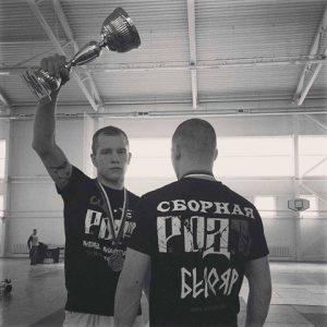 """Beloyar"" als Sponsor des rechten Moskauer MMA-Clubs ""Rodmma"""