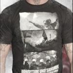 """T-Shirt von """"Black Legion""""; Motiv: """"Rowdytum"""""""