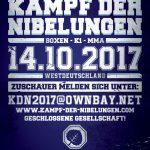 """Kampf der Nibelungen"" Symbolbild Plakat 2017"