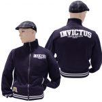 """Trainingsjack von """"Label 23""""; Motiv: """"Invictus"""""""