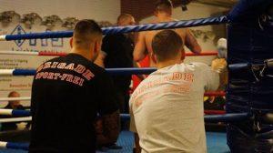 """Brigade Sport Frei"" am Ring"