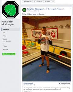 """Kampf der Nibelungen"" dankt 2014 seinem Hauptsponsor ""Sport Frei"""