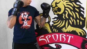 """T-Shirt von """"Sport Frei""""; Motiv: """"Extremsport"""""""