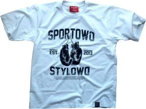 """T-Shirt von """"Sportowona stylowo"""""""