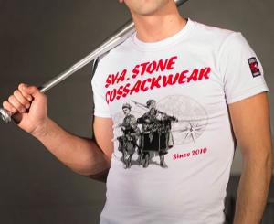 """T-Shirt von """"Svastone""""; Motiv: """"Cossack Wear"""""""