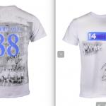 """T-Shirt von """"Svastone""""; Motiv: """"Dynamo Kiev 88"""""""