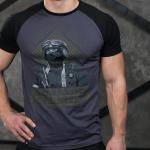 """T-Shirt von """"Svastone""""; Motiv: """"Hasta la Vista Separatista"""""""
