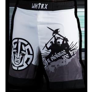 """MMA-Shorts von """"White Rex"""""""
