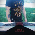 """T-Shirt von """"White Rex""""; Motiv: """"Falange Spanien 1936"""""""
