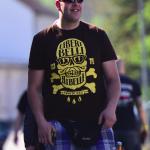 """T-Shirt von """"White Rex""""; Motiv: """"Liberi Belli Ribelli"""""""