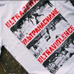 "T-Shirt von ""White Rex""; Motiv: ""Ultra Violence"""