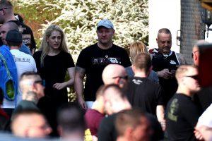 "Malte Redeker im Team-T-Shirt des ""Kampf der Nibelungen"" (Bild: Recherche Nord)"